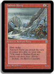 Ambush Party - Ver. 2 (C) (x4)