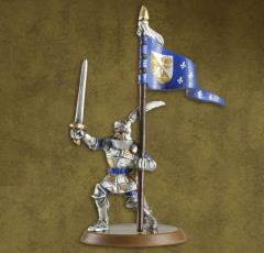 Crest of the Valkyrie - Jandar's Flag Bearer, Sir Gilbert