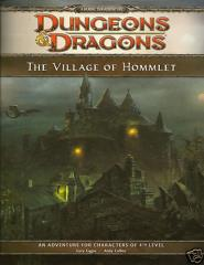 Village of Hommlet, The (4e Edition)