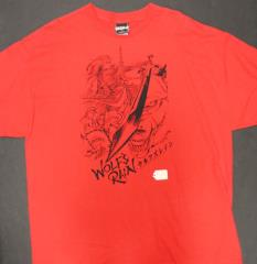 Wolf's Rain Black Sword T-Shirt (XXL)