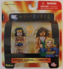 Wonder Woman & Cheetah