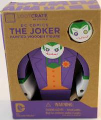 Joker, The - Painted Wooden Figure (Loot Crate Exclusive)