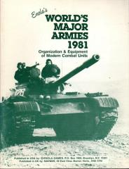 World's Major Armies 1981