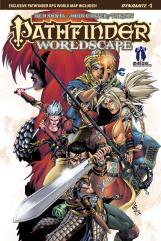 Worldscape #1 (Lau Cover)
