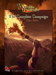 War of the Burning Sky - The Complete Campaign