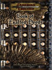 Book of Exalted Deeds, The
