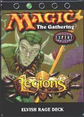 Legions - Elvish Rage