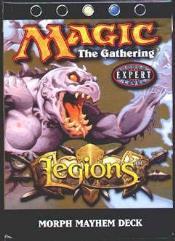 Legions - Morph Mayhem