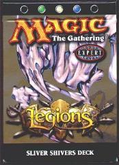 Legions - Sliver Shivers