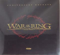 War of the Ring - Book Set (2nd Edition, Anniversary Release)
