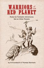 Rules for Fantastic Adventures Set on Other Planets