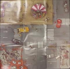Playmat - Urban