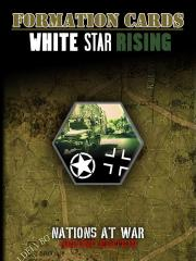 White Star Rising Formation Cards (2nd Edition)