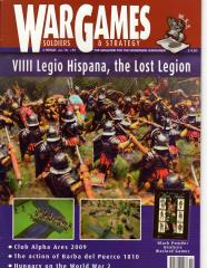 "#51 ""WWII Legio Hispana the Lost Legion, Club Alpha Ares 2009, Hungary on the World War 2"""