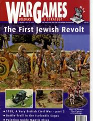 """#53 """"The First Jewish Revolt, Battle-Troll in the Icelandic Sagas, Painting Guide Mantic Elves"""""""