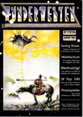 """#15 """"Waldschrat - Midgard und DSA Abenteuer, SF Top 100, Wenn Der Postman Zweimal Klingelt"""""""