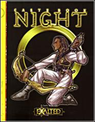 Caste Book - Night