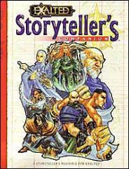 Storyteller's Companion & Screen