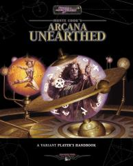 Arcana Unearthed