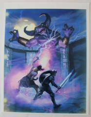 Advanced Player's Guide Cover Art Print