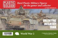 Valentine Infantry Tank (British)