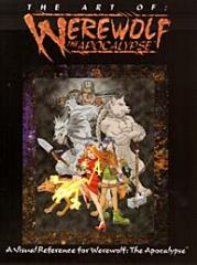 Art of Werewolf - The Apocalypse, The