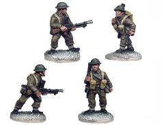 British Bren Gun Teams