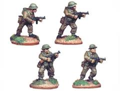British Infantry w/Thomson SMGs