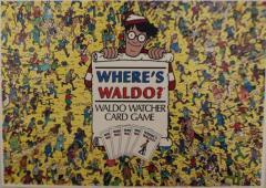 Where's Waldo? Waldo Watcher Card Game
