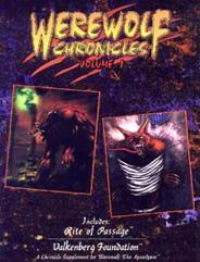 Werewolf Chronicles #1 - Rite of Passage & Valkenberg Foundation