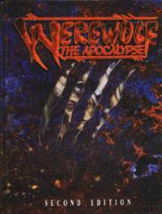 Werewolf - The Apocalypse (2nd Edition)