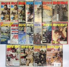 World War II Magazine Collection - 18 Issues