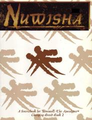Changing Breed Book #2 - Nuwisha