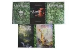 Changeling - The Lost Supplement Collection - 3 Books & 2 Accessories
