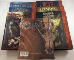 Werewolf - The Forsaken Supplement Collection - 7 Books!