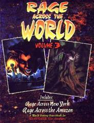 Rage Across the World #3 - Rage Across New York and Rage Across the Amazon