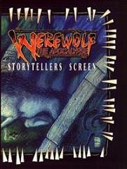Storyteller's Screen (2nd Edition)