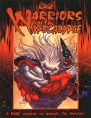 Rage - Warriors of the Apocalypse
