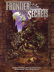Storyteller's Screen w/Frontier Secrets