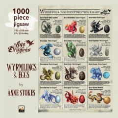 Anne Stokes - Wyrmlings & Eggs