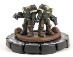 Gray Death Battle Armor #009