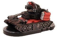Behemoth II Tank #079 - Veteran