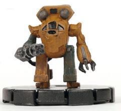 Ravager Battle Armor #021 - Green