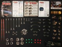 X-Wing Miniatures Collection #16 - 2 Base Games + 5 Expansions!