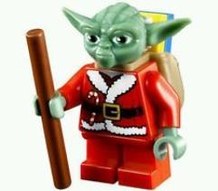 Yoda Christmas Edition