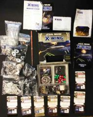 X-Wing Miniatures Collection #15 - Base Game + 8 Expansions!