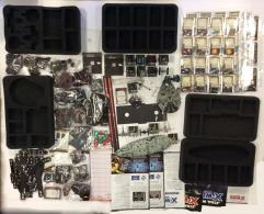 X-Wing Miniatures Collection #14 - 2 Base Games + 11 Expansions & Storage Trays!