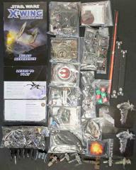 X-Wing Miniatures Collection #7 - Base Game + 6 Additional Ships!
