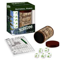 Yahtzee - National Parks Travel Edition