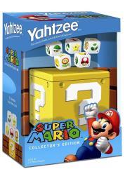 Yahtzee - Super Mario Collector's Edition